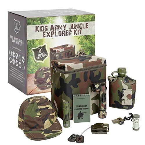Kids Army Jungle Explorer Kit ()