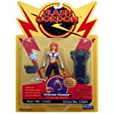 Flash Gordon - Princess Thundar Action Figure by Playmates Toys, Inc.