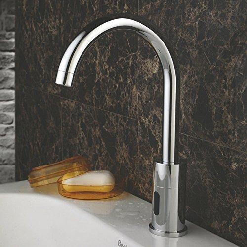 Hiendure Centerset Kitchen Bathroom Chromed
