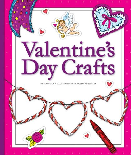 Valentine's Day Crafts (Craftbooks) ebook