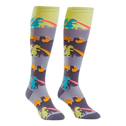 Sock It To Me, Rampage, Women's Knee-High Socks, Funky Monster Socks