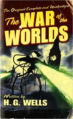 The War Of The Worlds Tor Classics H G Wells 9780812505153