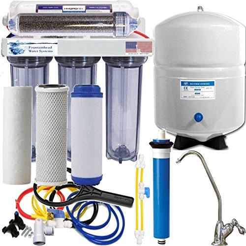 reverse osmosis auto flush - 9