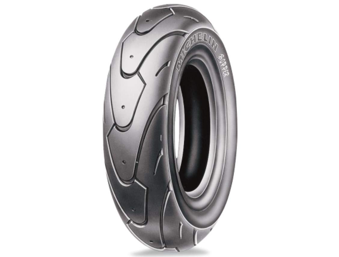 Michelin Bopper Sport Scooter Tire Front/Rear 130/90-10