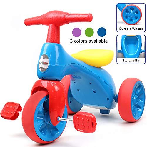 ChromeWheels Baby Balance Bike, Toddlers