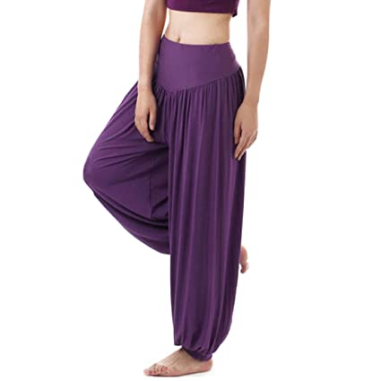 Andux Zone Harem pantalones,Pantalones de yoga para running deportiva gym fitness y training SS-W08-K