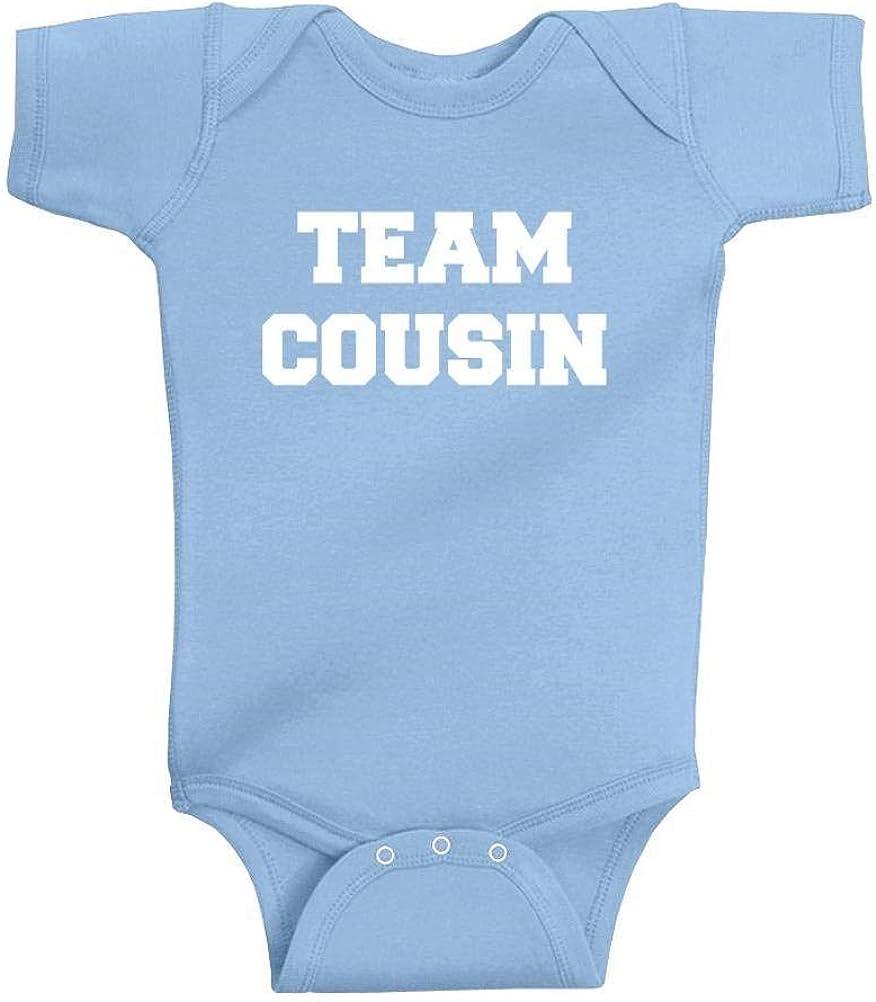 Unisex Baby Team Daddy T-Shirt Romper Black, 24 Months So Relative