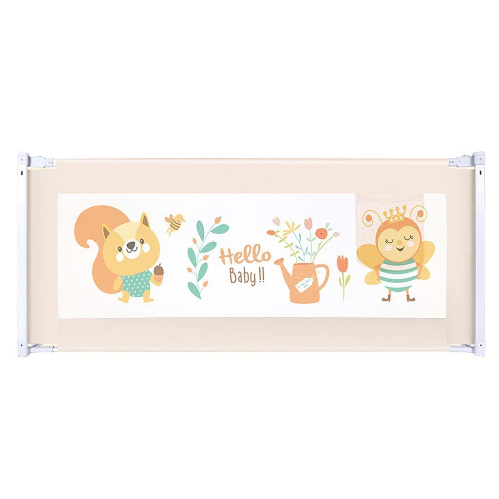 幼児用ベッドレールガード - 安全保護ガードシングルベッドレール転倒防止ベビーベッドサイドバッフル垂直リフティング(高さ調節可能70103 cm) 180cm(70.9 inch)  B07R14DJ73
