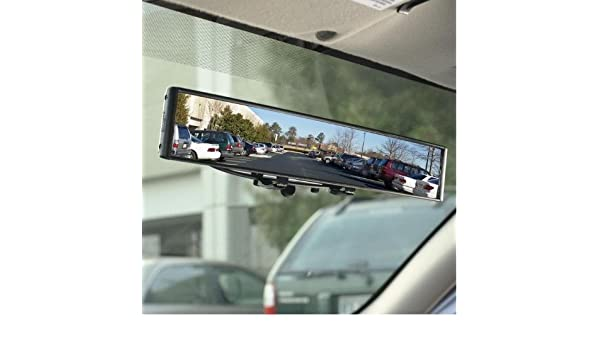Allview Rearview Mirror Eliminate Blind Spots with a Seamless View AMS 1500