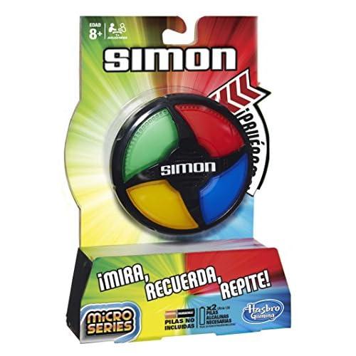 Hasbro Gaming Jeu Simon Micro Series (B0640)
