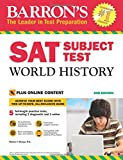 img - for Barron's SAT Subject Test World History, 2nd Edition: with Bonus Online Tests book / textbook / text book