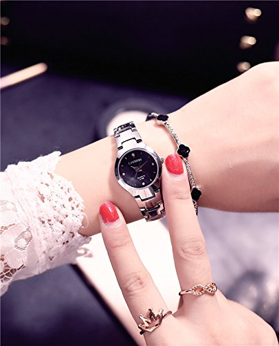 Generic South Korea orders temperament ladies fashion Beautiful classic round middle school girls watches Korean simple chain