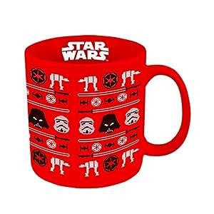Star Wars Ugly Sweater Holiday 20 Oz. Ceramic Mug