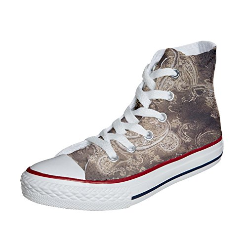 All Star Zapatos Paisley Artesano Gold Unisex Personalizados Converse Producto AdxEwz5A