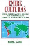 Entre Culturas, Barbara Snyder, 0844276553