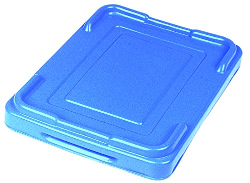 DURATOOL, 2829, Lid, Snap On for Static Protection Modular Tote Boxes 2823, 2824, 2825 & 2826