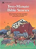 2-Minute Bible Stories, Pamela Broughton, 0307121895