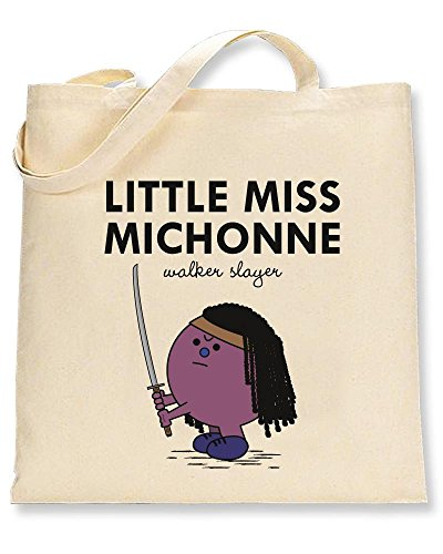 Shaw Bag Tote Men Inspired Little Miss Michonne Tshirts® Mr awrvBaq