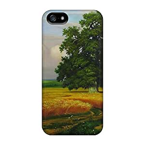 Hot Gold Dobrudja First Grade Tpu Phone Case For Iphone 5/5s Case Cover