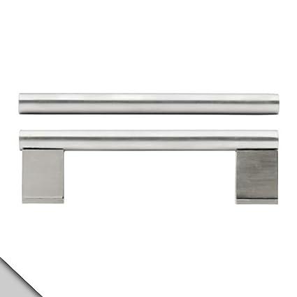IKEA   VINNA Drawer/Cabinet Door Handle, Stainless Steel (2)