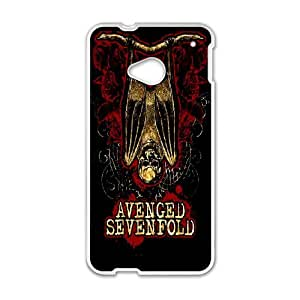 HTC One M7 Phone Case Avenged Sevenfold NDS4479