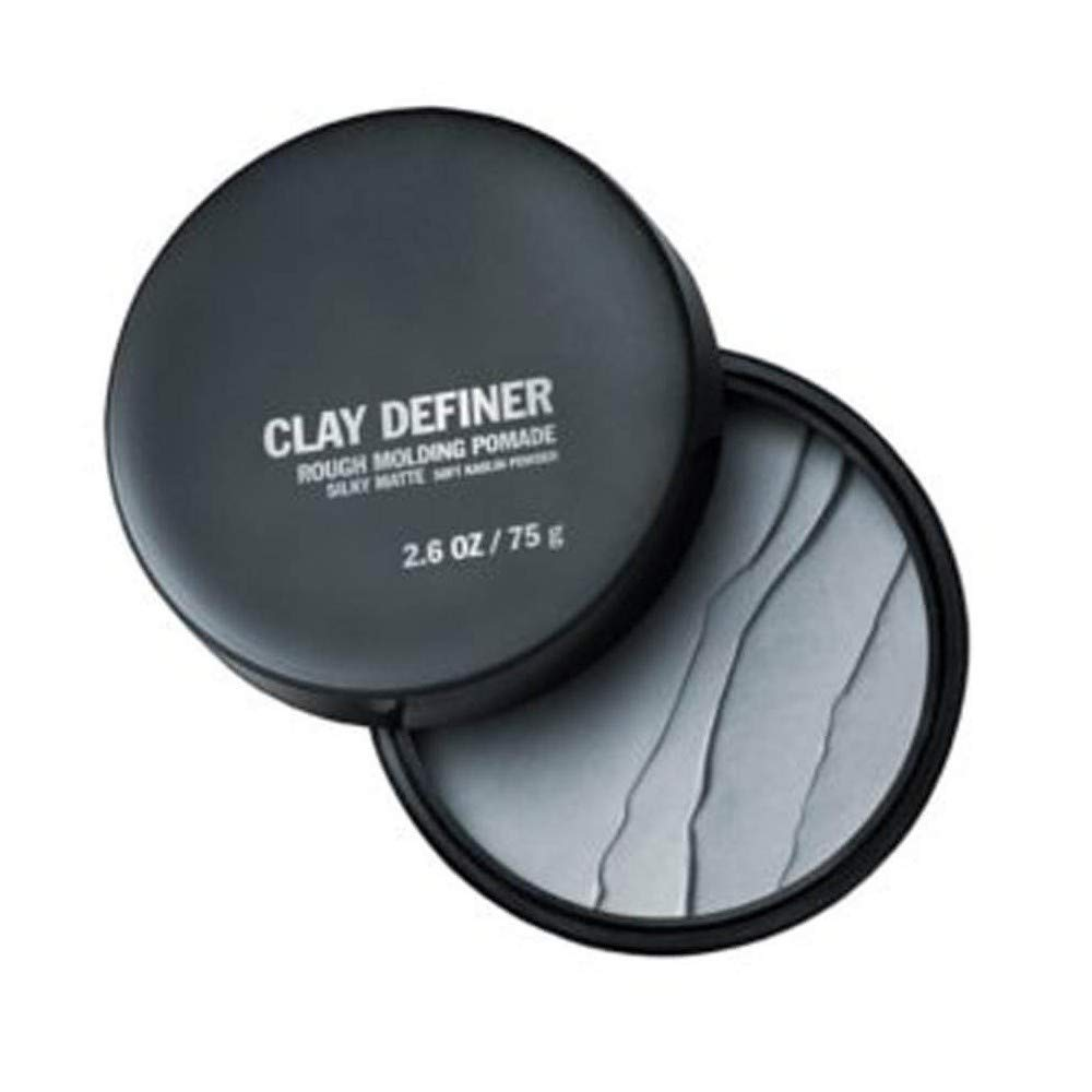 Shu Uemura Clay Definer Rough Molding Pomade For Unisex 2 6 Ounce Hair Styling Creams Beauty
