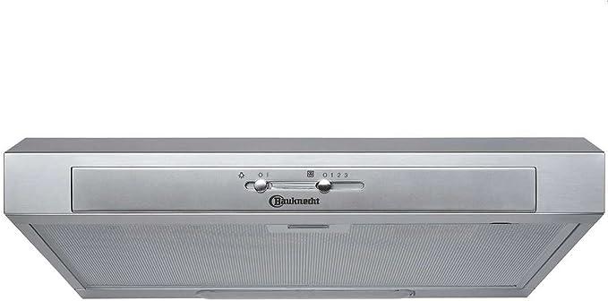 Bauknecht dbag 65 AS X Campana Acero inoxidable Ventilador de campana extractora: Amazon.es: Grandes electrodomésticos