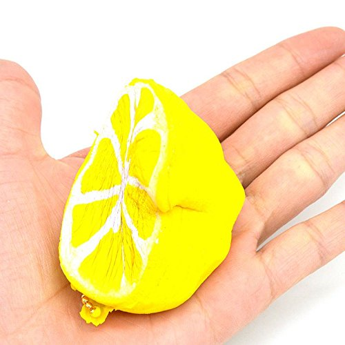 squishy-half-fresh-lemon-slow-rising-key-chains-stress-fruit-ballchain-charm-toy