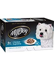 MY DOG 12023 Chicken Supreme Dog Wet Food 6 x 100g