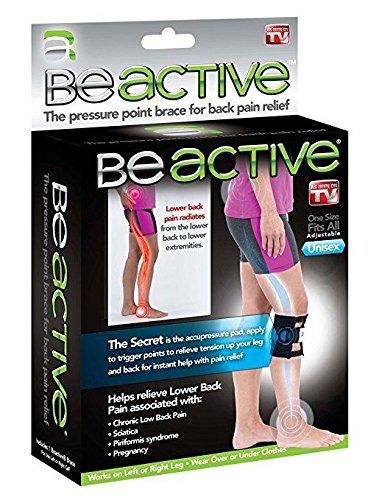 BeActive Therapeutic Brace relieve sciatica pressure