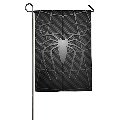 QQshiqI Spider Black Summer Outdoor Mini Summer Yard Garden