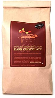 product image for Jacques Torres Chocolate 60% Dark Chocolate Baking Discs - 2 Pounds
