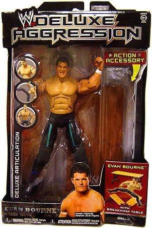 evan bourne action figure - 4