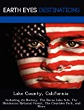 Lake County, Californi, Johnathan Black, 124922196X