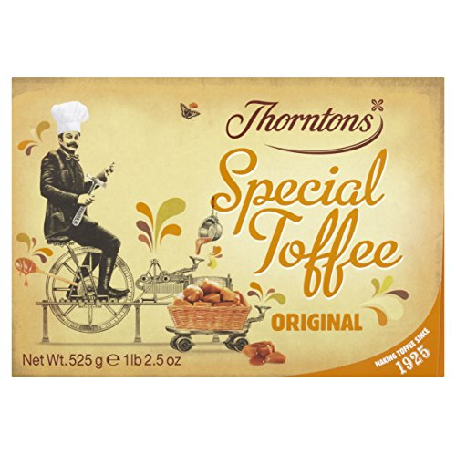 Thorntons Original Special Toffee Box (525g)