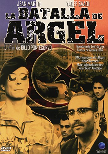 La battaglia di Algeri (La batalla de Argel) - Audio: French, Spanish - Region 2 - Spain Import