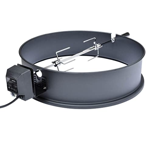 Charcoal Grill Kettle Rotisserie Ring 22 1 2 Quot 57 Cm Fits