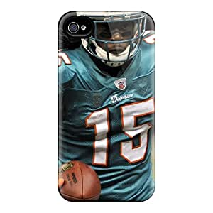 Iphone 6 BeT7792XIsK Allow Personal Design Colorful Miami Dolphins Image Bumper Cell-phone Hard Covers -MansourMurray