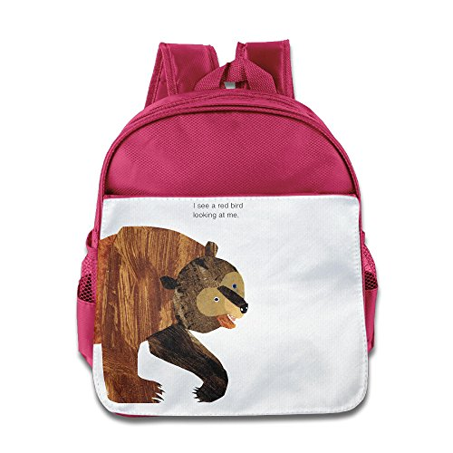 Discovery Wild Little Kid Backpack Bag, Brown