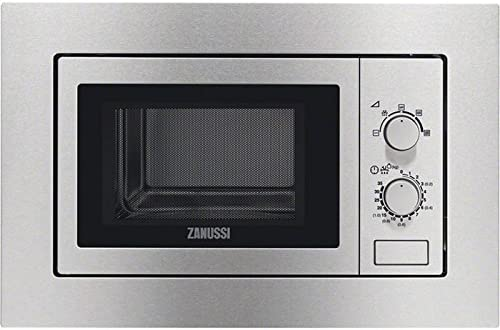 Zanussi ZSM17100XA Integrado 17L 700W Acero inoxidable ...