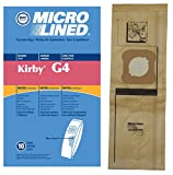 kirby bags 197289 - Kirby Generation Series DVC Micro-Lined Allergen Filtration Upright Bags, 10 Bags.