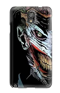 Walter Williams Case Cover Protector Specially Made For Galaxy Note 3 The Joker