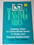 Taking Sides : Clashing Views on Controversial Social Issues, Finsterbusch, Kurt and McKenna, George, 1561342955