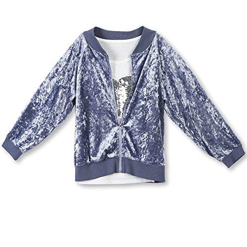 Velvet Big Shirt - 8