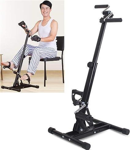 ejercicios para fortalecer piernas en ancianos