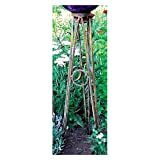 Rsr Industries Echo Valley 4059 Three Ringed Gazing Globe Stand for 8-Inch to 12-Inch Globes