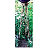 """Echo Valley 4059 Three Ringed Gazing Globe Stand for 10""""-12"""" Globes"""