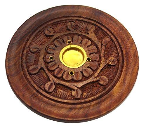 Govinda Wooden Carved Vines 4