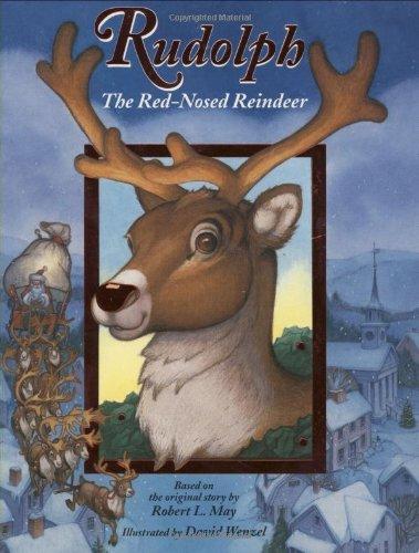 Read Online Rudolph the Red-Nosed Reindeer (Board) ebook
