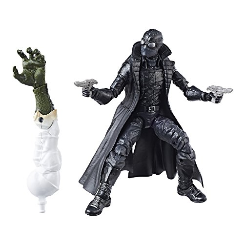 Marvel Spider-Man Legends Series 6-inch Spider-Man Noir